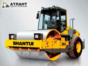 Каток Shantui (Шантуй) SR16M