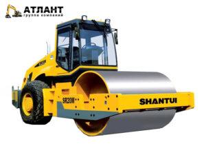 Каток Shantui (Шантуй) SR20MP
