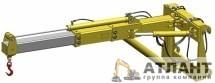 Стрела телескопическая 332С.54.00.000