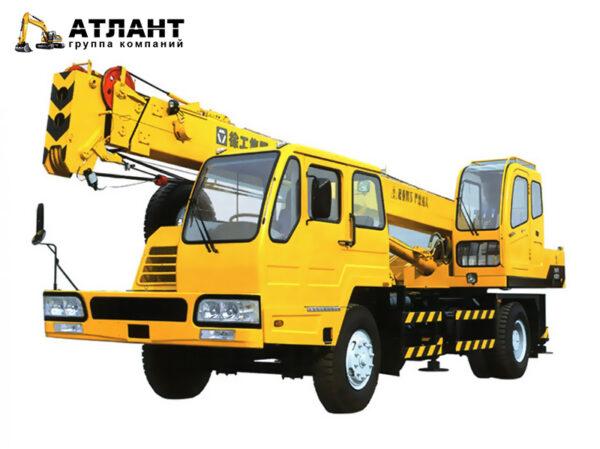 Автокран XCMG QY12