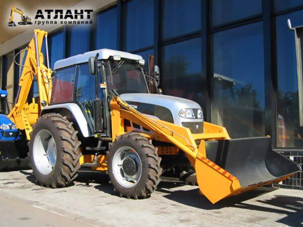 «УралЭкс» Экскаватор-погрузчик ЭО 2626 на базе трактора FOTON TD 824