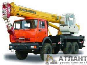 Автокран Ивановец КС-35714К-2-10