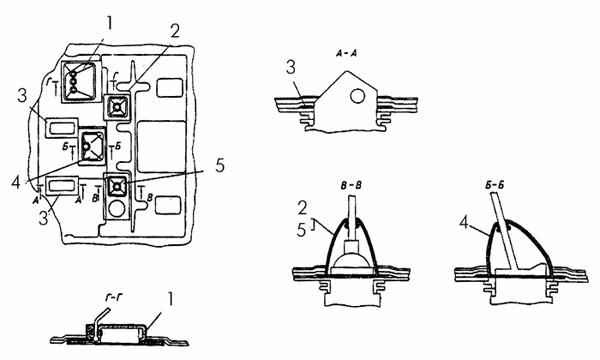 Установка уплотнений рычагов управления трактором фото