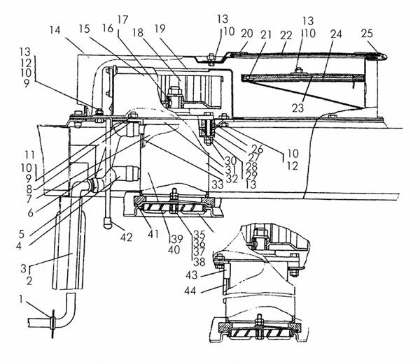 Отопитель-вентилятор картинка
