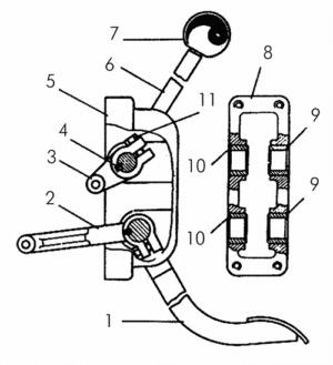 Блок управления топливным насосом заказать